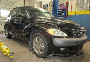 2002 Custom PT Cruiser Convertible