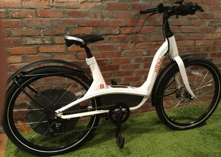 ELBY Electric Bicycle