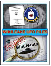 WikiLeaks UFO Files