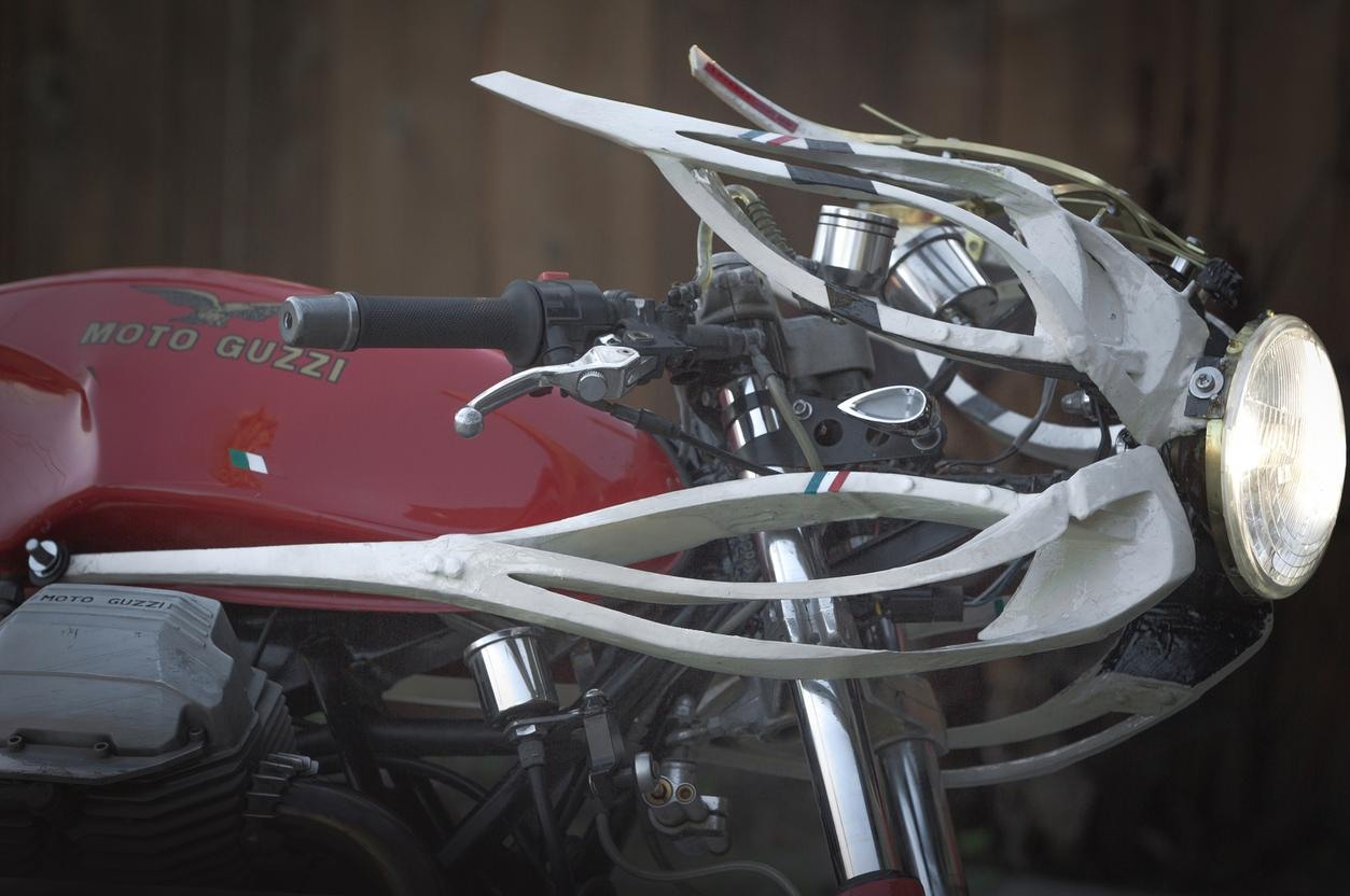 3d printed motorcycle fairings