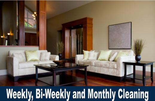 Best Bi-monthly Cleaning Service in Las Vegas Nevada MGM Household Services