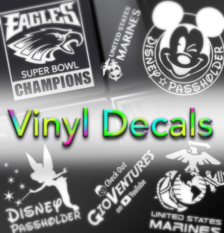Order your original decals