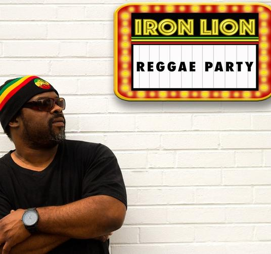 Iron Lion-Reggae Party cd