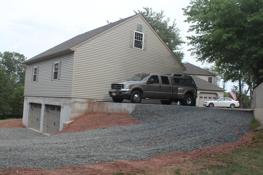 Detached Garage Built In Lancaster Pa: Amish Garages New Jersey, Maryland, Delaware, Pennsylvania