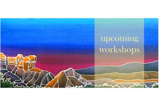 Vagabondartist Workshops