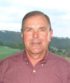 Photograph of Board President, Pat Reilly