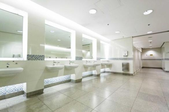 Best Commercial Restroom Cleaning Services in Edinburg Mission McAllen Texas | RGV Janitorial Services