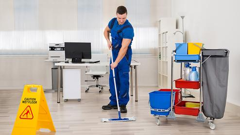 Best Office Cleaning Company in Las Vegas Nevada MGM Household Services