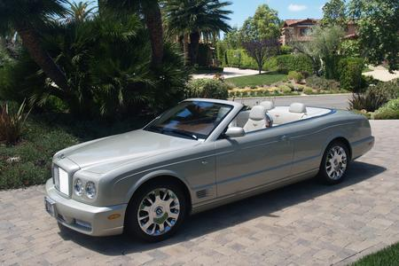 2008 Bentley Azure Final Series for sale San Diego California