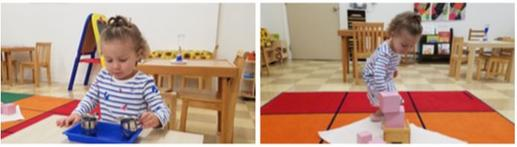 Montessori Toddler Time