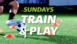 Youth Train & Play Sundays