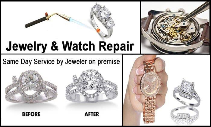Image result for jewelry and watch repair
