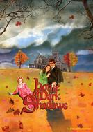 20th Anniversary Poster Dan Curtis HOUSE OF DARK SHADOWS acrylic on board by CLIFF CARSON
