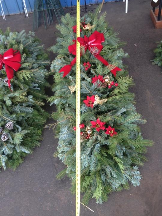 Christmas Décor in Dewitt Michigan