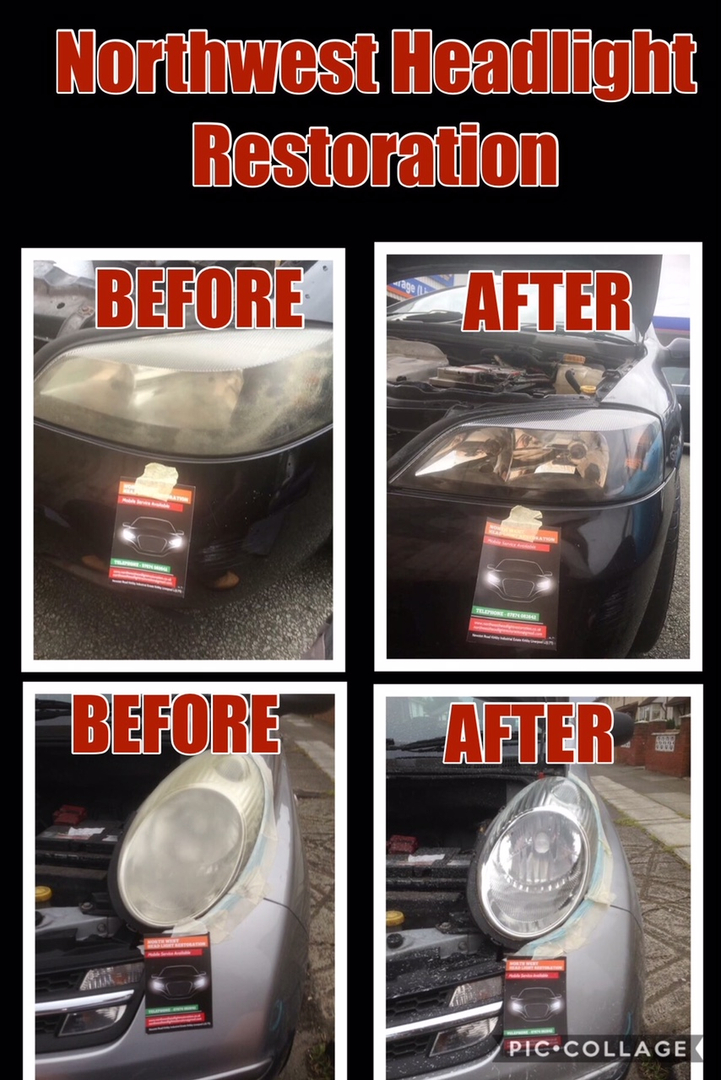 Northwest headlight restoration - Home