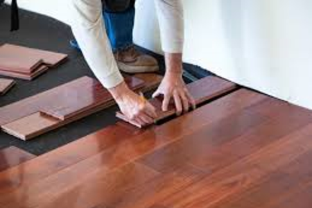 Top Hardwood Floor Installation Services | McCarran Handyman Services