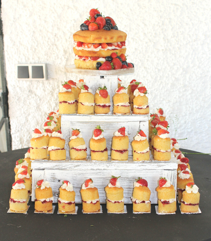 Wedding Cakes In Spain - Wedding Cupcakes, Cupcakes, Cake Pops