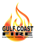 Gulf Coast Fire Investigation Logo