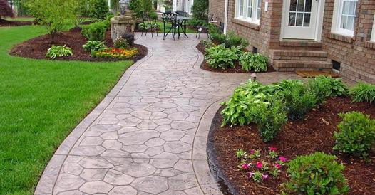 Best Sidewalk Installer Sidewalk Contractor and Cost in Malcolm NE | Lincoln Handyman Services