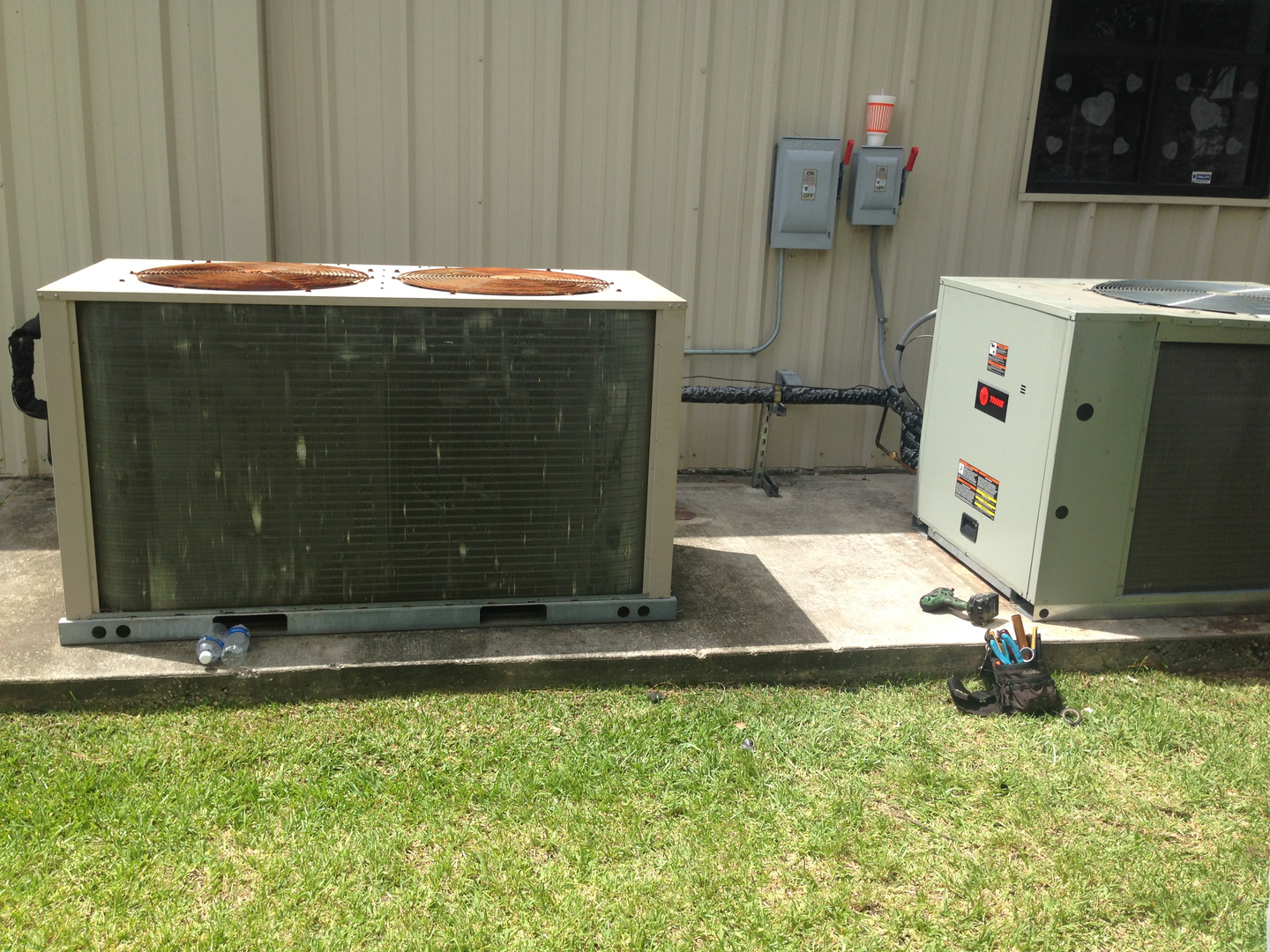 hvac services - expo heating & cooling inc in spring tx 77379