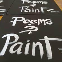 Order Poems & Paint for December delivery!