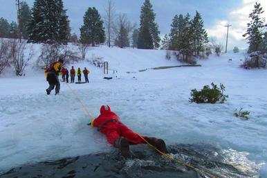 Flathead County Ice Rescue