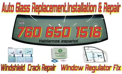 auto glass services window regulator repair