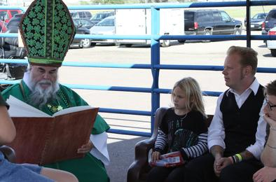 Storytime with Pope Malarkey I
