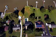 Aerial Photo of Affordable Cambridge Waterfront photo by Chesapeake Pro Photo