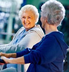 Mukilteo WA Everett Senior Citizen Fitness Training and Nutrition