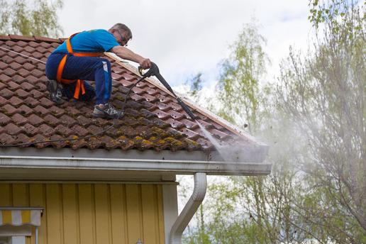 GUTTER CLEANING GUTTER REPAIR BELLEVUE NEBRASKA