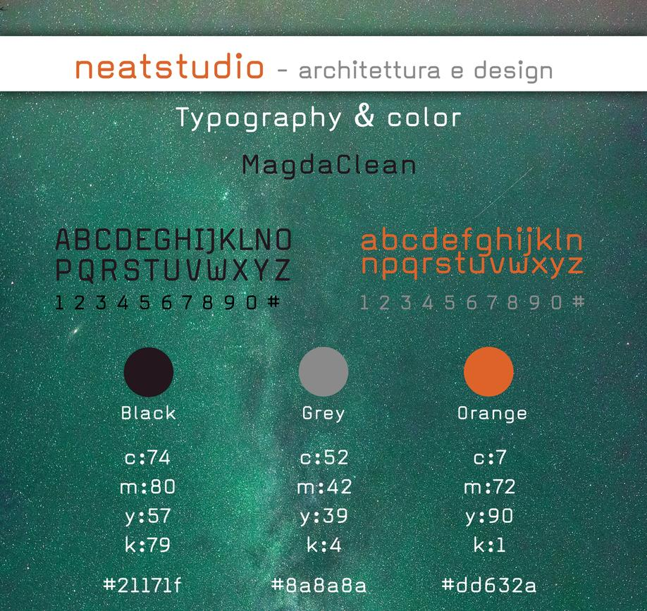NEATSTUDIO WEB SITE CREATION - PROJECT DESIGN DESIGN107