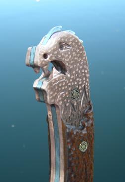 Diy Custom Knife Handles And Spine Work