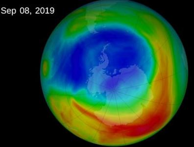 ozone, hole, global warming, climate change
