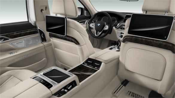 2017 BMW 750i XDrive Toyota Corolla Andrew Harwood