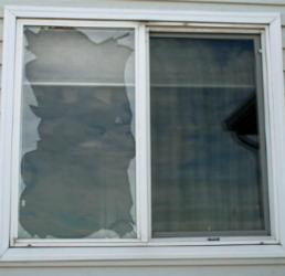 Broken Glass In You Home Shane Burk Glass Mirror