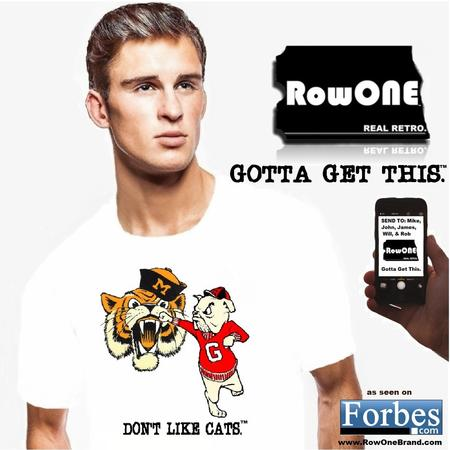 Don't Like Cats Tee by Row One™