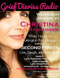 Grief Diaries Radio with Christina Rasmussen