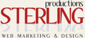 Sterling Productions Website Design & Hosting