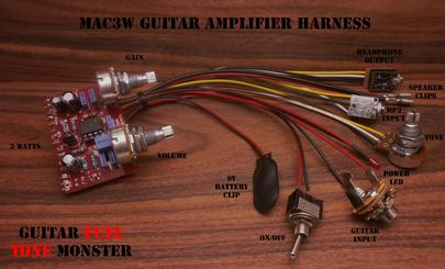 Admirable Guitar Amplifier Circuits Wiring 101 Picalhutpaaxxcnl