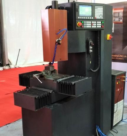 Mini VMC Machine - High Speed Engraving Machine - High Speed