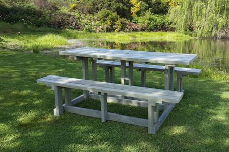 Looking for cheap way to get rid of your old picnic table, bench and over 50 bricks? Call Omaha Junk Disposal. We offer affordable convenient picnic table bench chair junk furniture patio furniture bed furniture removal and pick up service for commercial and residential customers in Omaha Nebraska. Free estimates same day pick up service. Call the Premier junk removal company in Omaha today or schedule a bench picnic table removal right now online! Cost of Old Picnic Table Removal Bench Haul Away? Free estimates! Call today or book online fast!