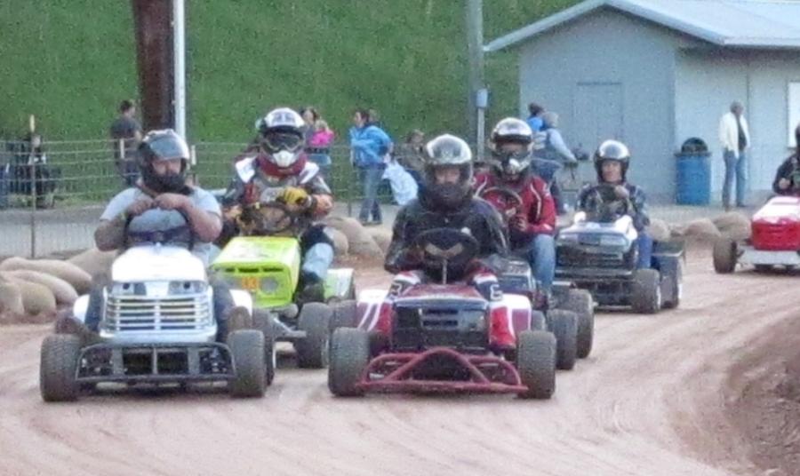 Lawn Mower Racing >> Home