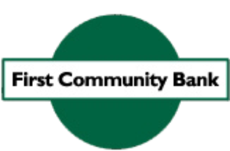 first community bank logo link transparent background