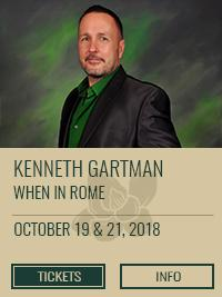 Kenneth Gartman: When In Rome