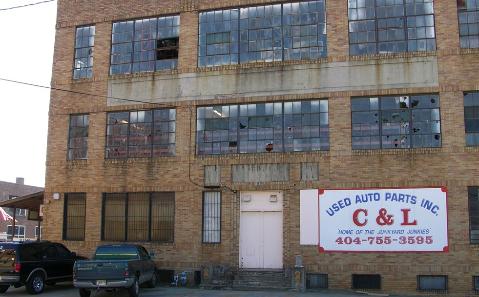 C L Used Auto Parts Inc In Atlanta Ga