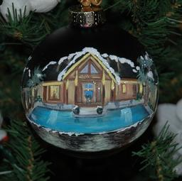These Unique Custom Hand Painted Glass Ornaments Will Bring Lasting Memories To Those Who Receive Them Each Of These Premium Glass Ornaments Are