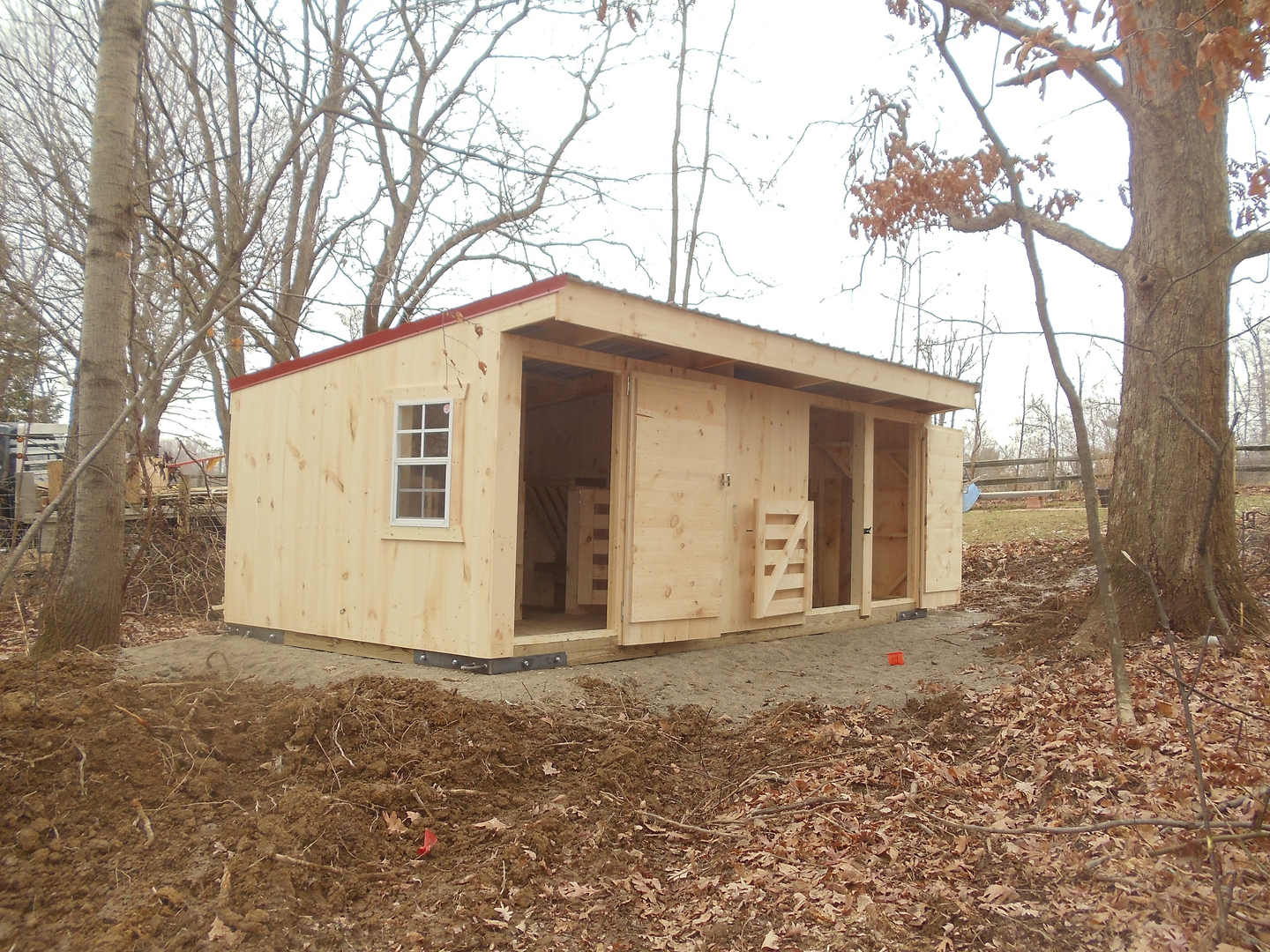 x horse sheds pic rancher with styles shed kits run row in pine barns
