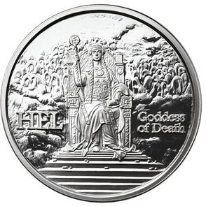 Norse God Coin Series