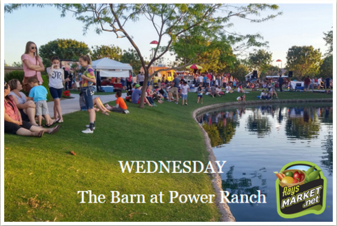 Rays Market - The Barn at Power Ranch